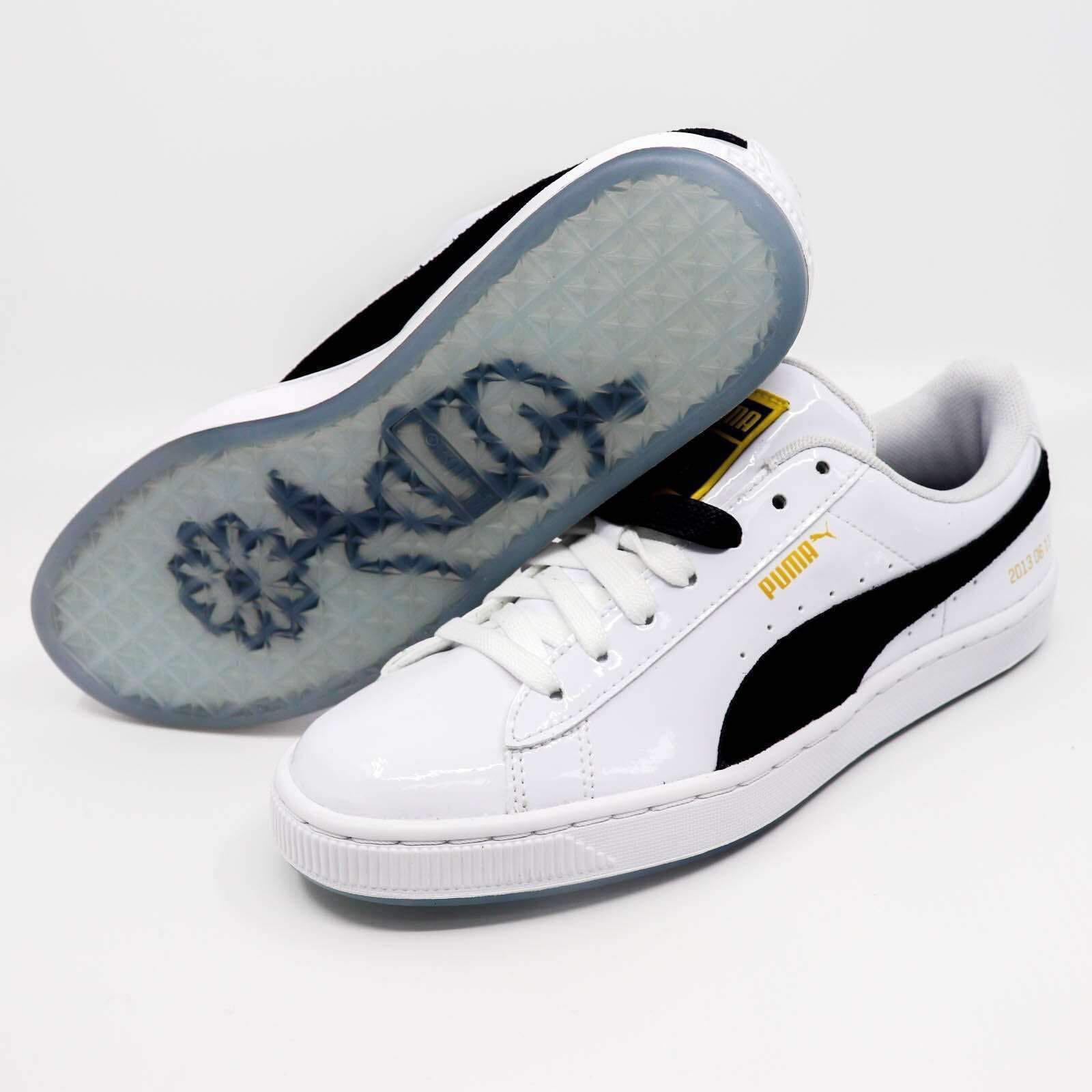 PUMA x BTS Basket Patent Sneakers, Men