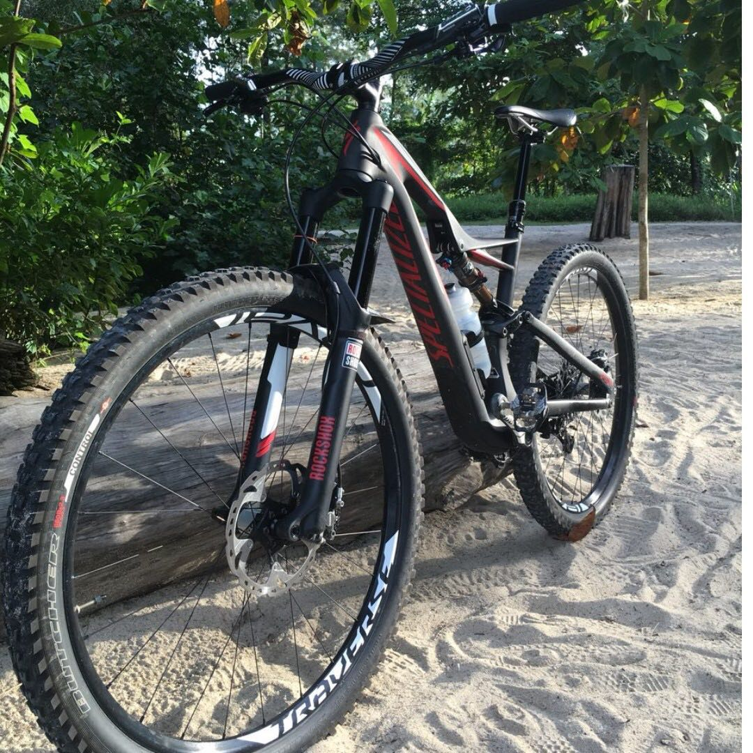9f6f60deb30 REDUCED]Specialized Stumpjumper Expert Carbon 650B FSR, Bicycles ...