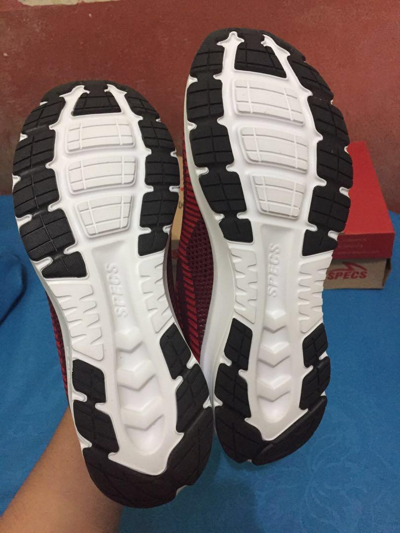 Sepatu Running Specs Overdrive