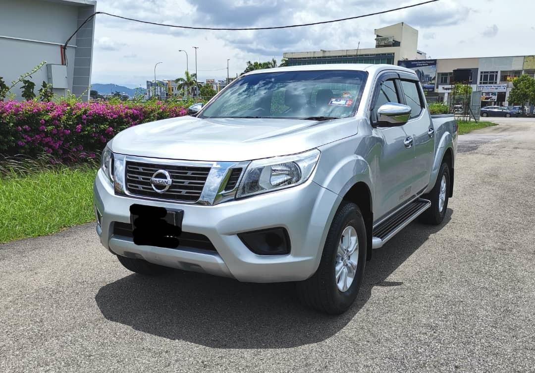 SEWA BELI>>NISSAN NAVARA NP 300 2.5 SE AUTO 4WD 2016