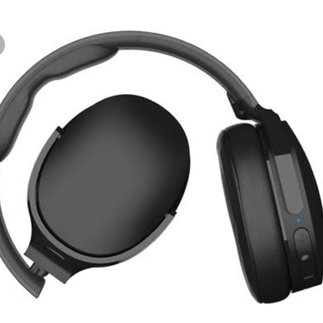 Skull Candy Black Hess 3 Wireless Headphones