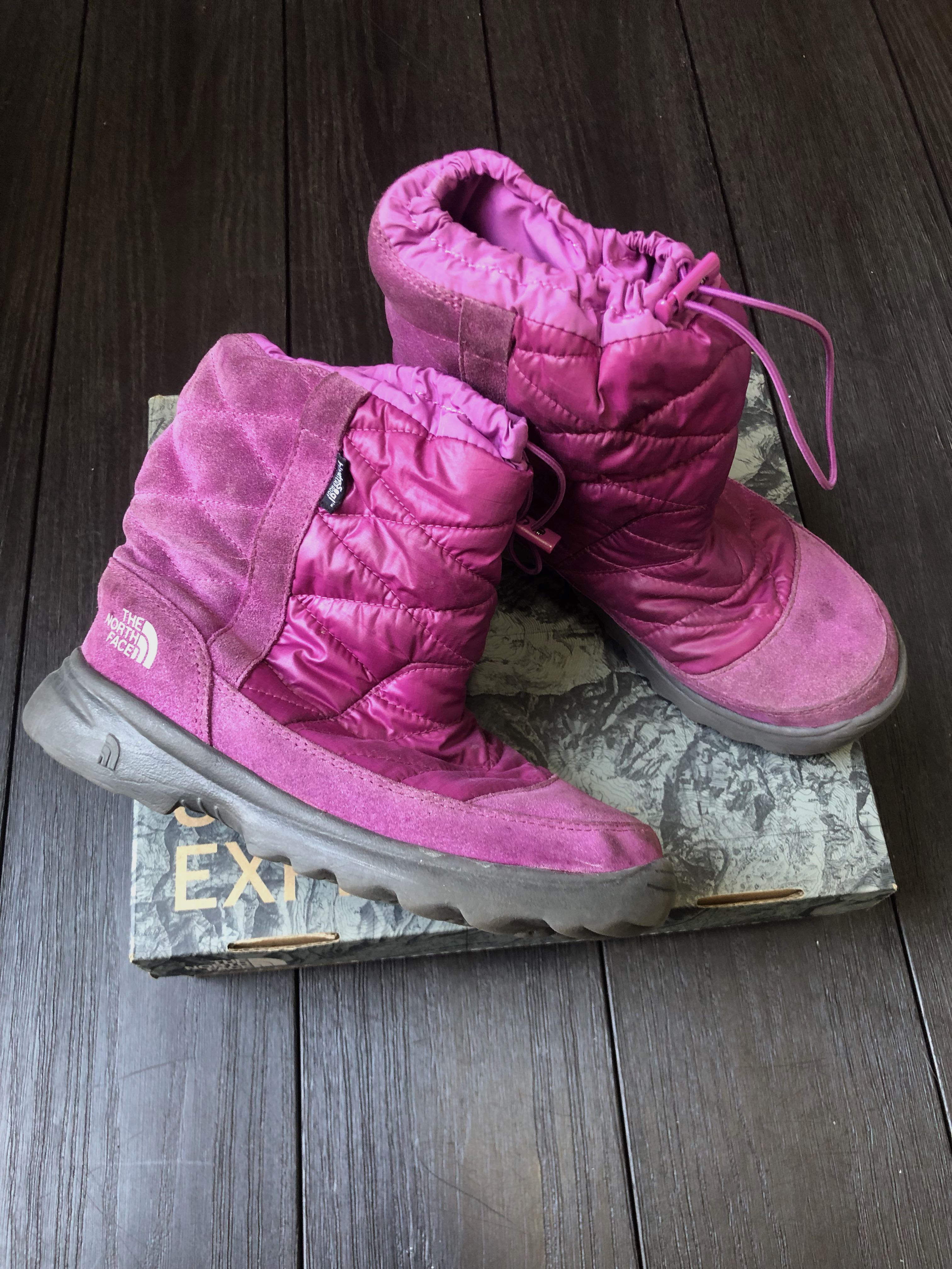 663043ddd The North Face Snow Boots