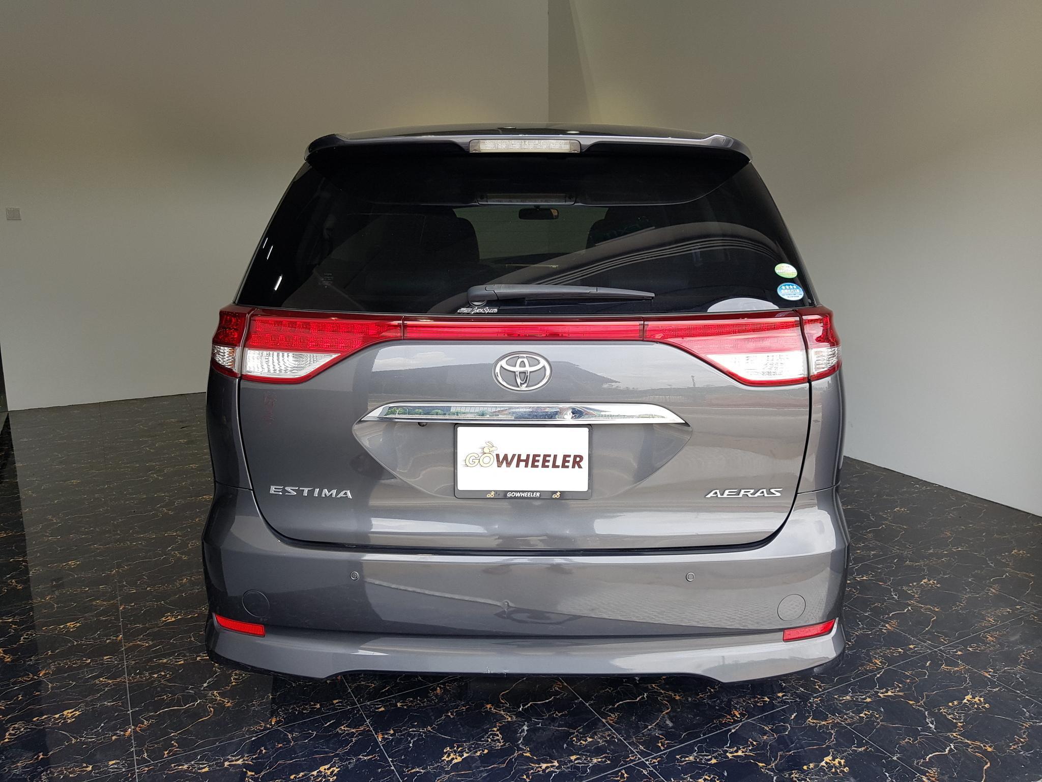 Toyota Estima Aeras 2.4A Moonroof