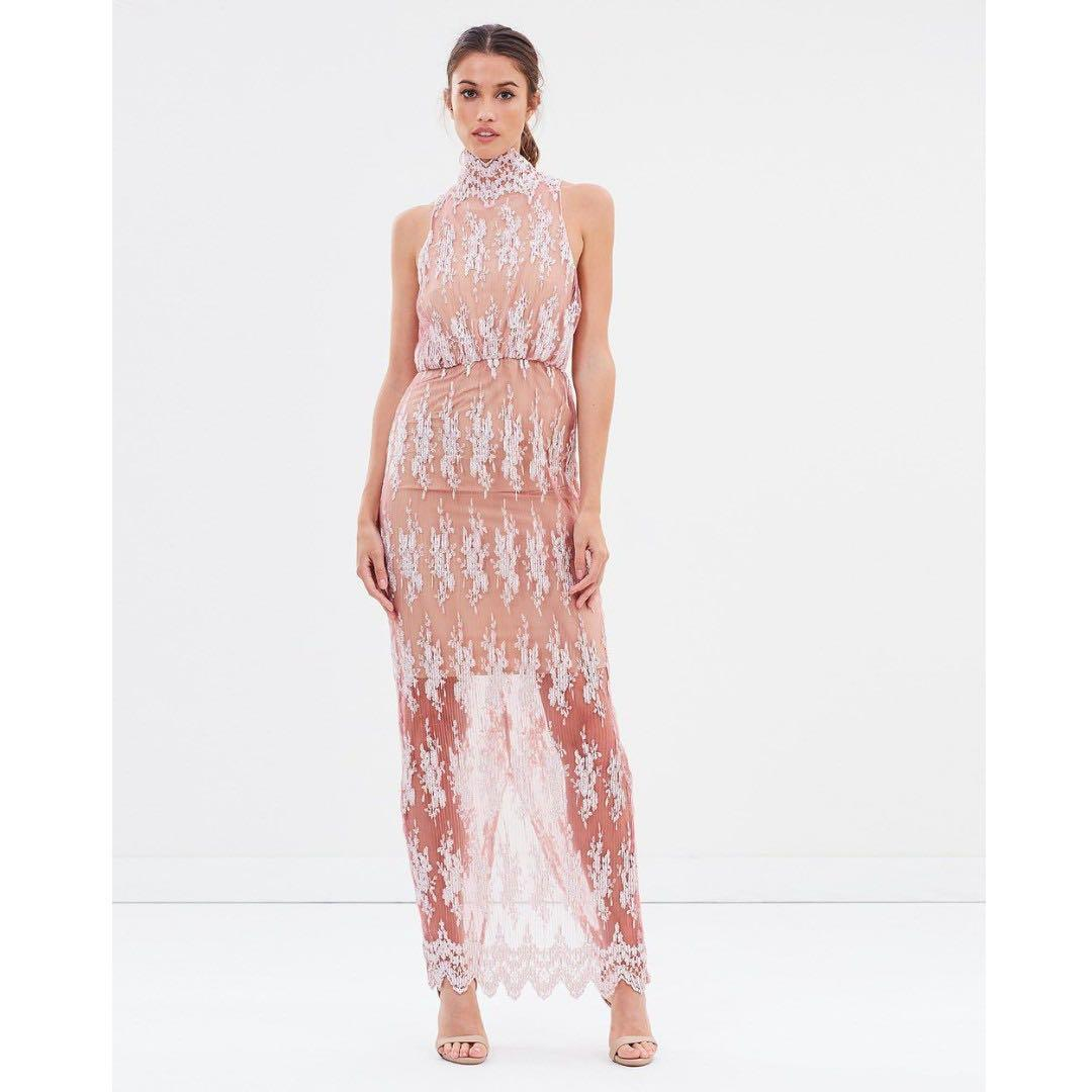 Winona Australia - Farrah Maxy Dress PINK SIZE 6 FREE SHIPPING*