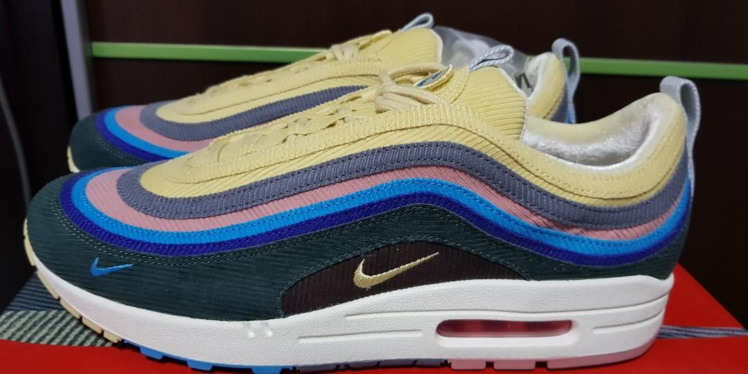 WTS DS Nike Air Max 971 Sean Wotherspoon US11, Men's