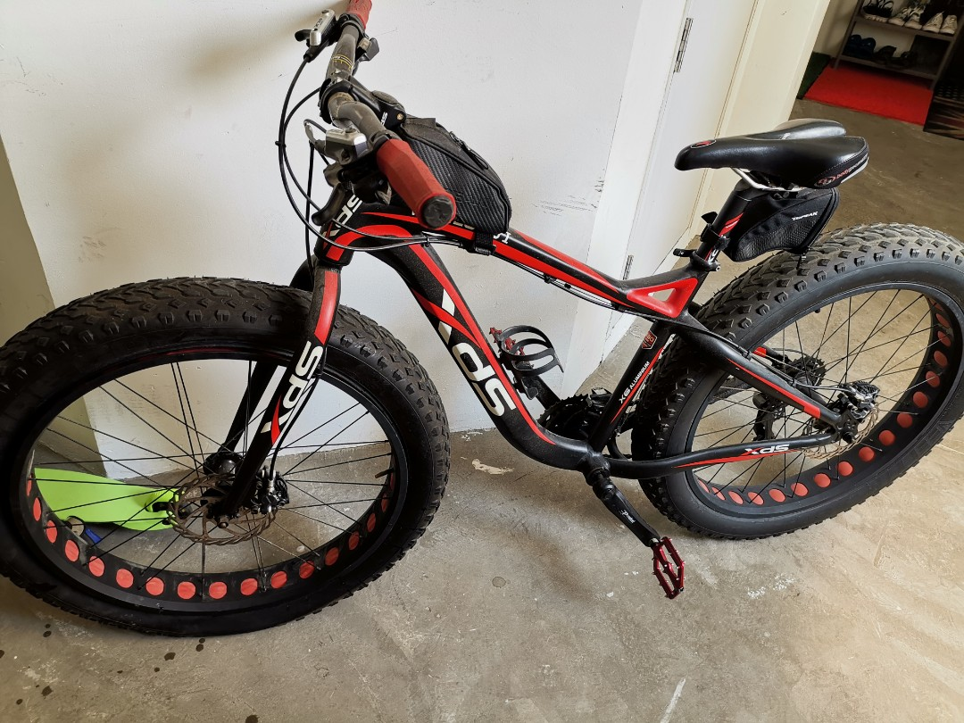 Fat Bike For Sale >> Xds Fatbike Urgent Sale Bicycles Pmds Bicycles Mountain Bikes