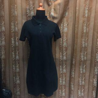 Black Dress polo shirt