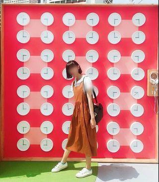 🚚 日系連身裙