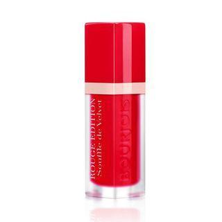 Bourjois Rouge Edition Souffle De Velvet Lipstick – 02 Coquelic'oh!