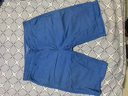 Giordano Slim Bermuda celana pendek size 29 (Short pants)