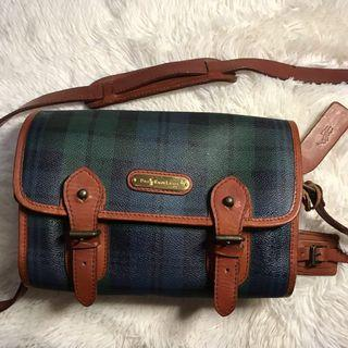Vintage Mini Ralph Lauren Sling Bag