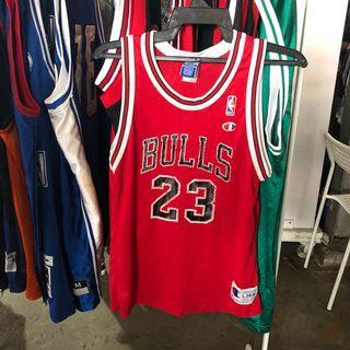 NBA Jersey Jordan By Champion