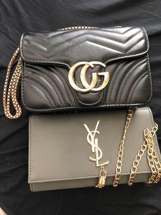 2A quality Shoulder Bags, GG Marmont/YSL