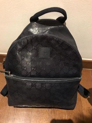 🚚 Gucci Children's GG Imprimé Backpack