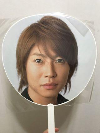 Arashi 嵐 aiba 相葉雅紀 06 07年 j跨應援扇