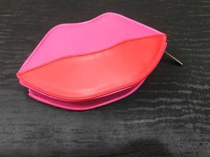 🚚 Lancôme 蘭蔻 18時尚紅唇包