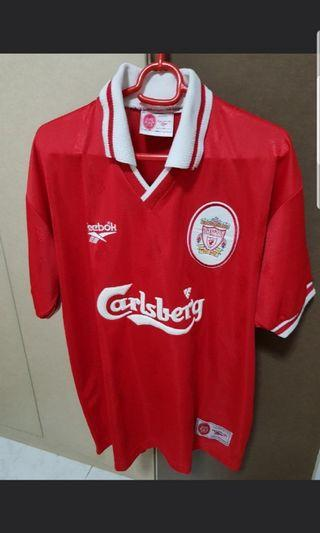a011a64bcd1 Vintage Liverpool Jersey