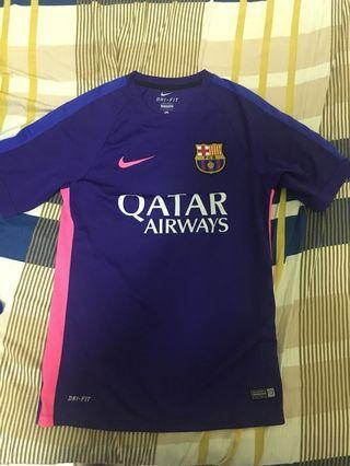 巴薩barcelona練習衣