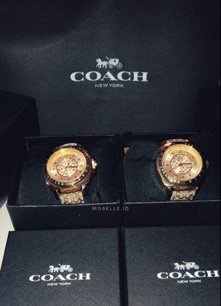 Coach Watch original 100%