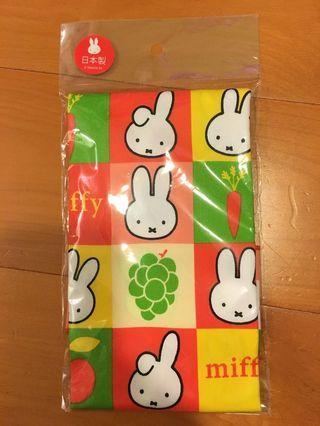 日本製Miffy 便當巾