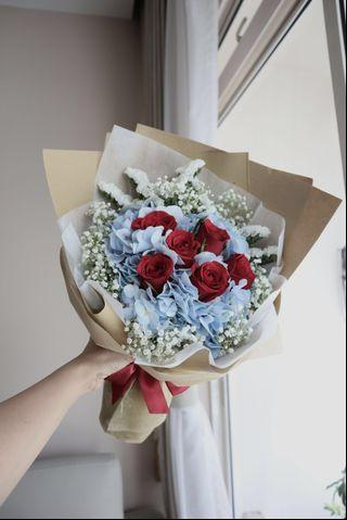 🚚 Weekly pick special bouquet for all occasion