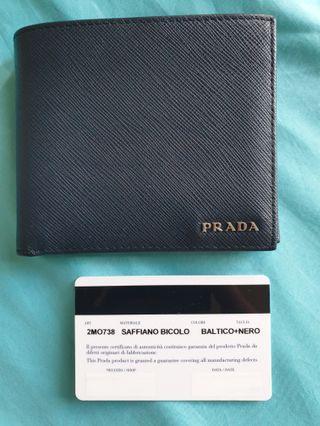 🚚 Prada Men's Wallet