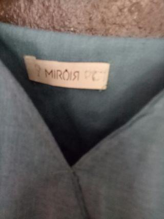 Miroir Atasan abu2 katun