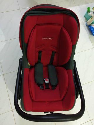 Car seat Carrier Sweetheart Paris