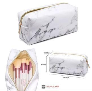 Cosmetic Pouch / Toiletries bag / Pencil case