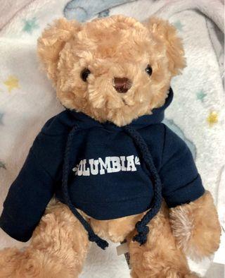 Columbia泰迪熊