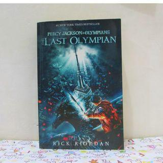 Percy Jackson and The Olympians: The Last Olympian