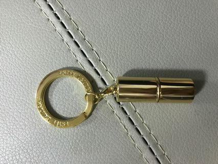 Estee Lauder雅詩蘭黛 唇膏鑰匙圈