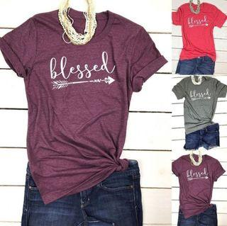 Blessed T-Shirt (Dimple's Love Pick)