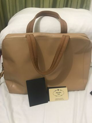 79cfae84927a Classic Prada Handbag in Mint Condition