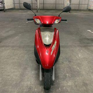 Yamaha breeze 125cc (no need transfer name)