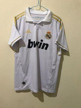 Jersey Real Madrid Retro Home
