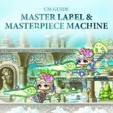Buying maplestory M season 1 fairy master label!!!! Server A2S
