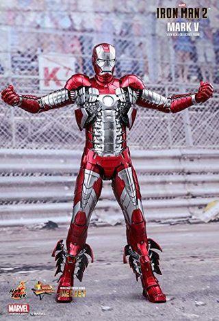 🚚 Hot toys Iron man mark 5 Diecast