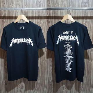 Metallica uniqlo