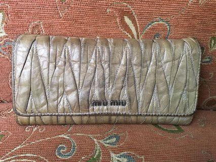 SAMANTHA THAVASA Wallet 💯 authentic (preloved)