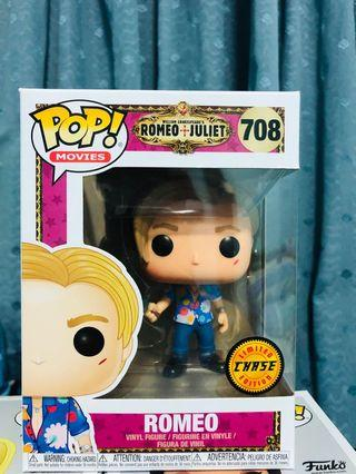 Romeo Pop! Rare Chase Limited Edition