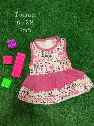 Rompers Dress RM3