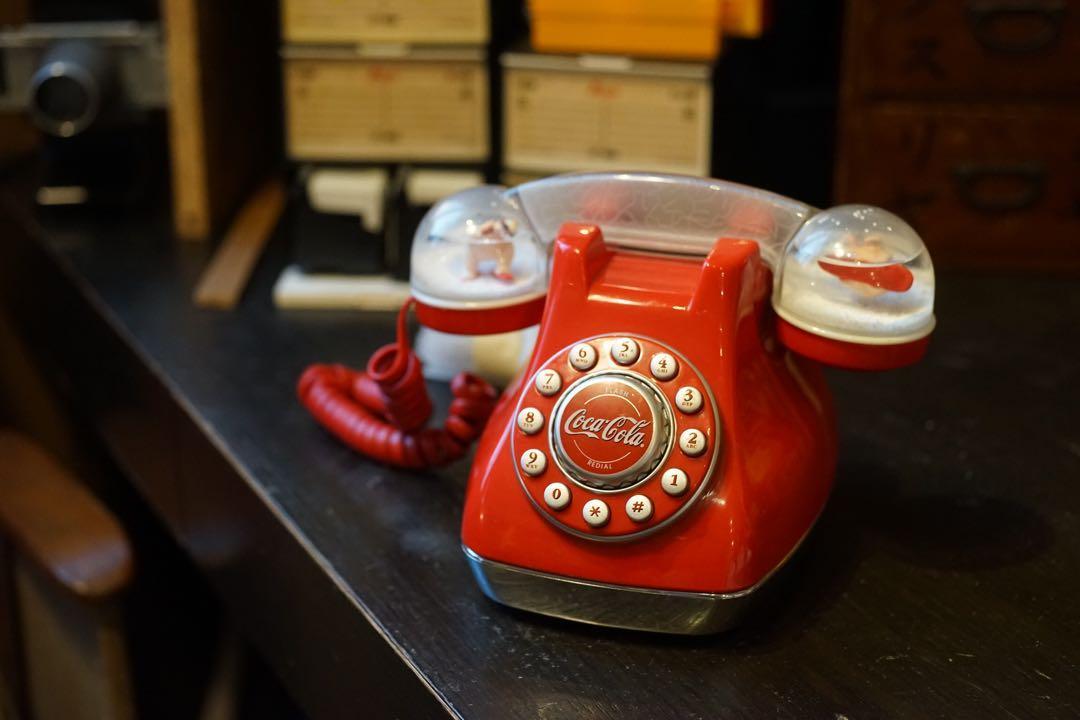 01年可口可樂家用電話