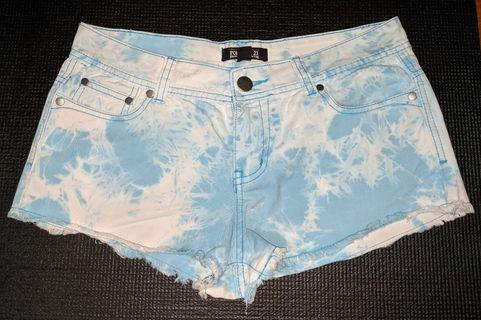 🚚 Tie-Dye Denim Shorts (2 colors) #EndGameYourExcess