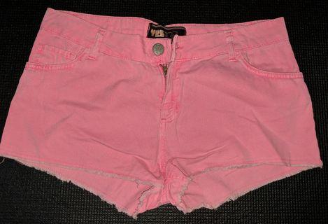🚚 Hot Pink Denim Shorts #EndGameYourExcess