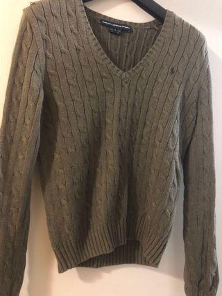 Authentic Ralph Lauren 100% Cotton Sweater