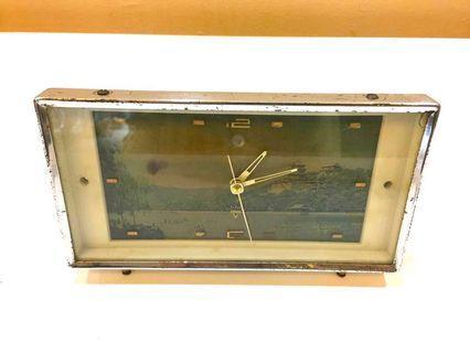 Vintage table alarm clock
