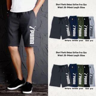 puma short sweatpants