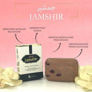Jamshir Herbal Body Scrub - AS Legacy Putrajaya