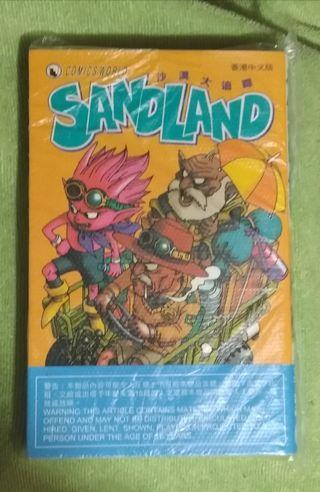 沙漠大追踪SandLand (1期完)